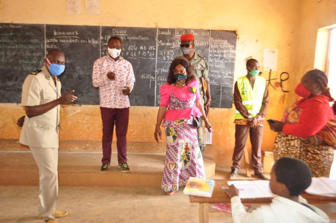 Résurgence du Corona virus au Cameroun et dans la Menoua: la Commune de Fongo-Tongo remobilise ses troupes et va au front contre la propagation de la pandémie dans son territoire communal.