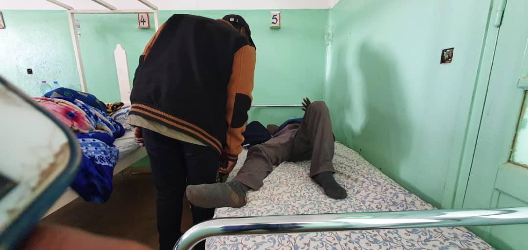 Drame de Fongo-Tongo aux conséquences humaines désastreuses : Paul DONGUE au chevet des malades transportés d'urgence à l'hôpital de district de Dschang