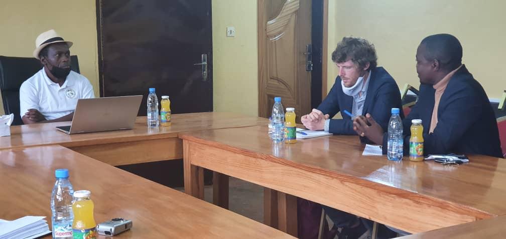 Coopération : le ciel sans nuages entre le syndicat des communes de la Menoua et l'association internationale des maires francophones