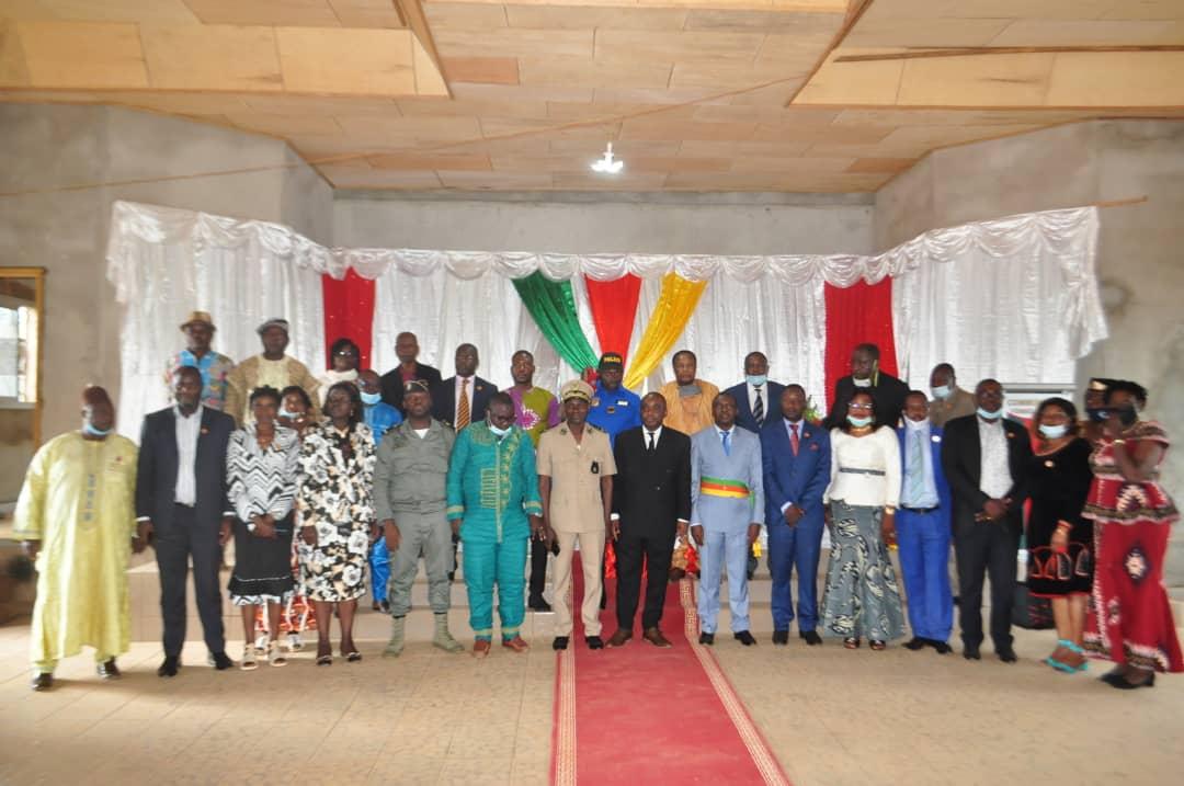 Commune de Fongo-Tongo : les comptes administratif et de gestion approuvés