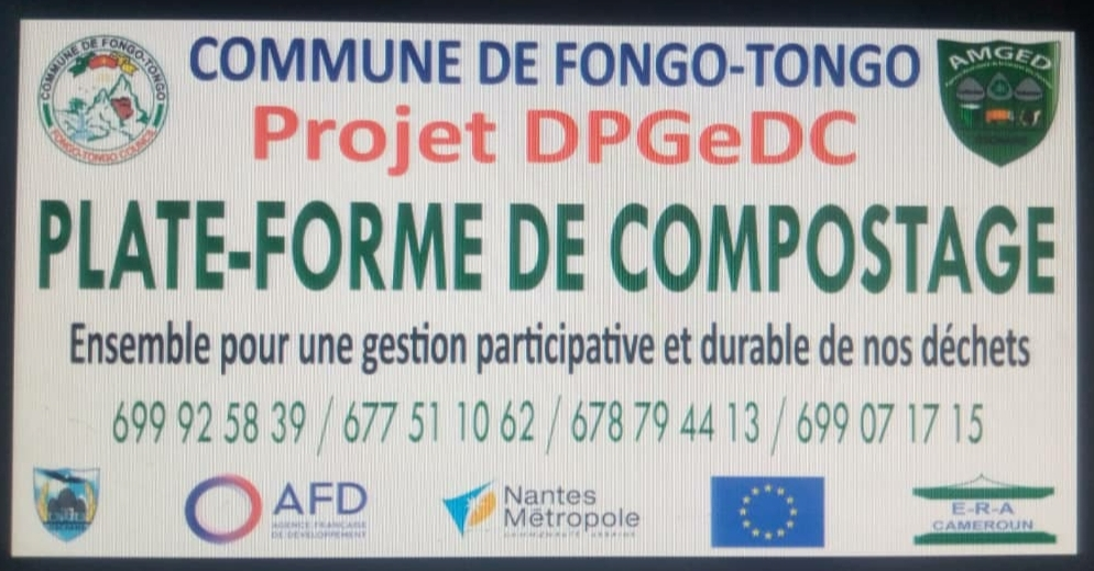 Gestion des déchets compostables dans la Menoua : le projet de déploiement des politiques publiques avance à grande vitesse grâce à la diligence du Président du SYCOME Paul DONGUE