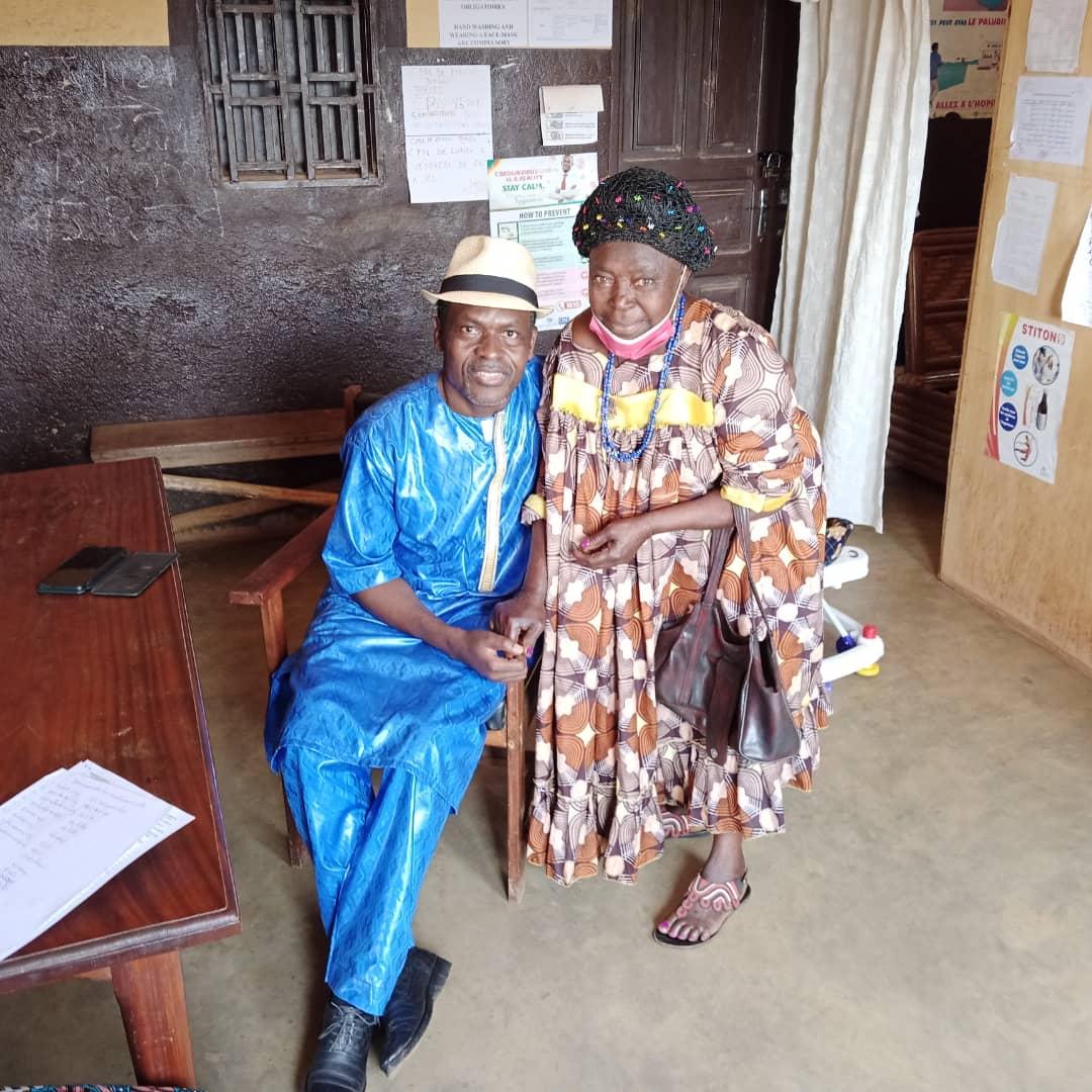 Centre médical d'Arrondissement de Fongo-Tongo : un patient peu ordinaire au chevet des malades